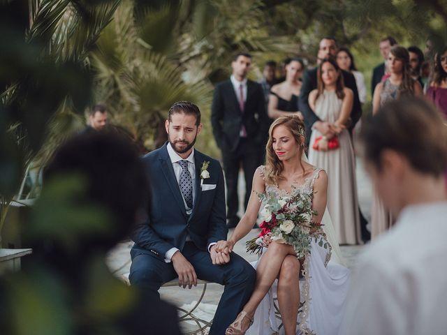 La boda de Juan Carlos y Esther en Aguamarga, Almería 64