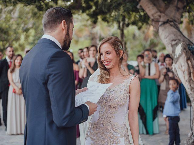 La boda de Juan Carlos y Esther en Aguamarga, Almería 69