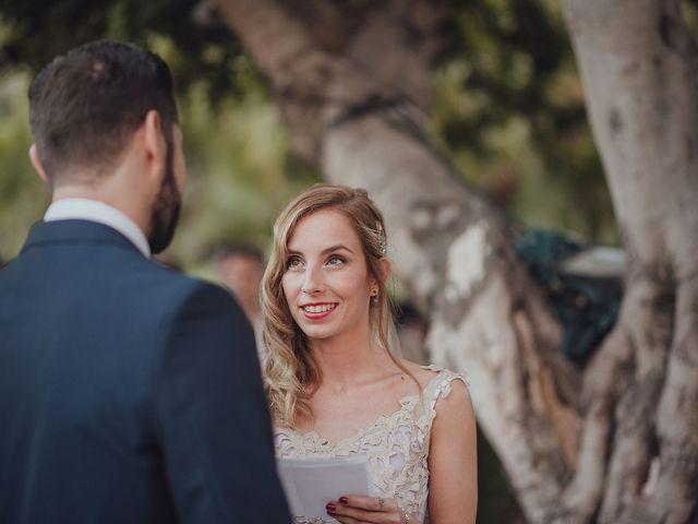 La boda de Juan Carlos y Esther en Aguamarga, Almería 71