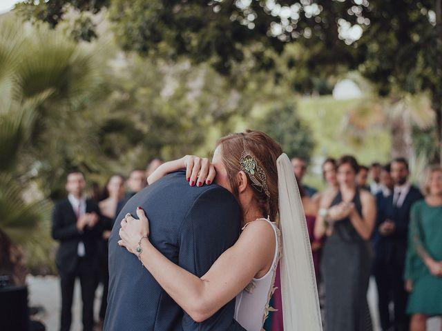 La boda de Juan Carlos y Esther en Aguamarga, Almería 73