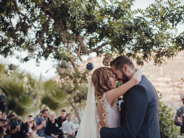 La boda de Juan Carlos y Esther en Aguamarga, Almería 77