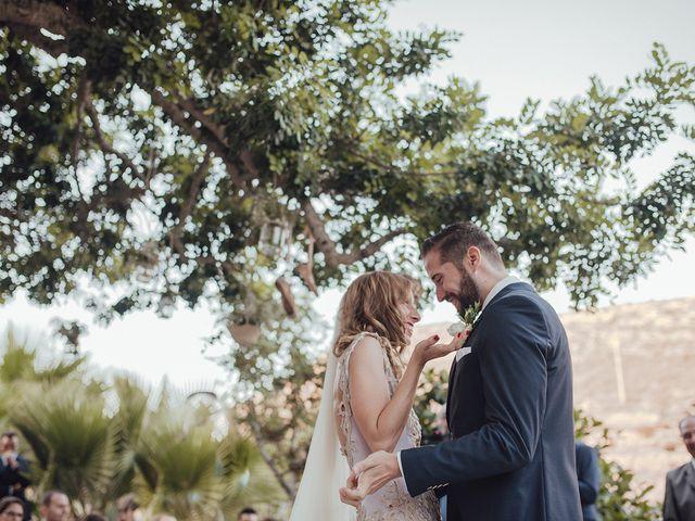 La boda de Juan Carlos y Esther en Aguamarga, Almería 79