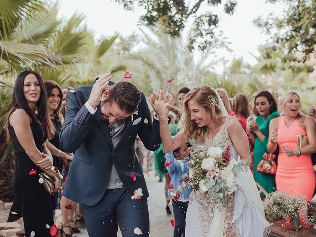 La boda de Juan Carlos y Esther en Aguamarga, Almería 80