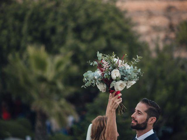 La boda de Juan Carlos y Esther en Aguamarga, Almería 84