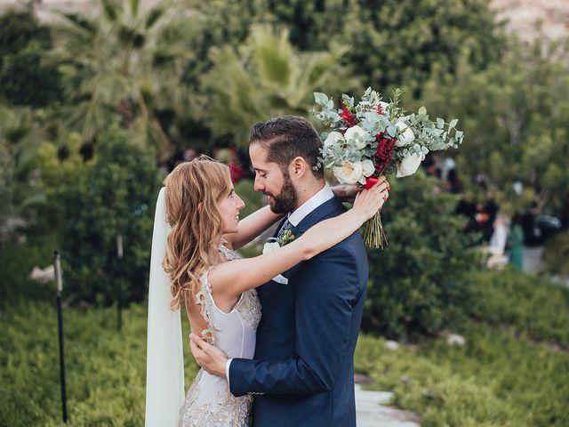 La boda de Juan Carlos y Esther en Aguamarga, Almería 85