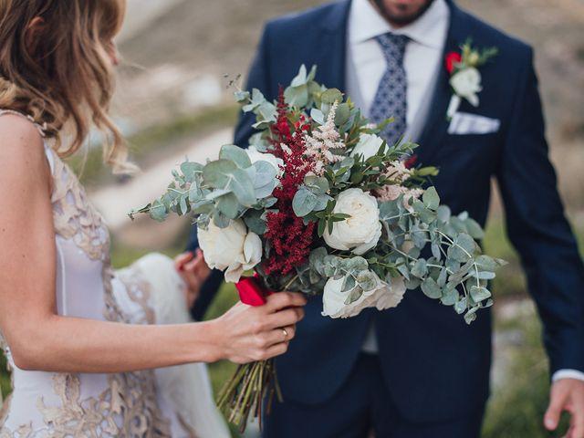 La boda de Juan Carlos y Esther en Aguamarga, Almería 90