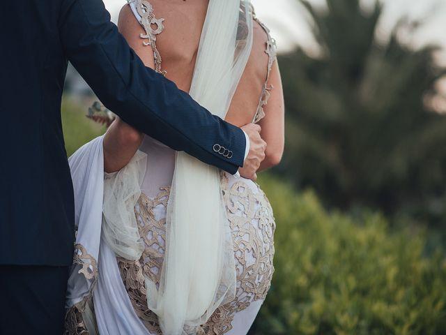 La boda de Juan Carlos y Esther en Aguamarga, Almería 91