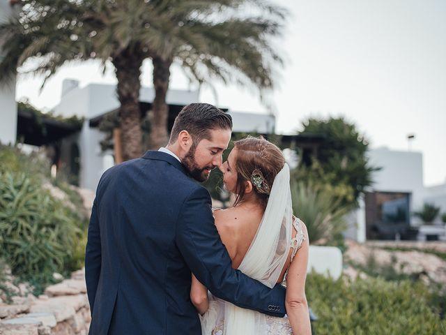 La boda de Juan Carlos y Esther en Aguamarga, Almería 92