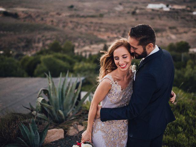 La boda de Juan Carlos y Esther en Aguamarga, Almería 94