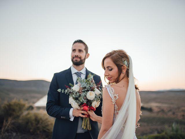 La boda de Juan Carlos y Esther en Aguamarga, Almería 95