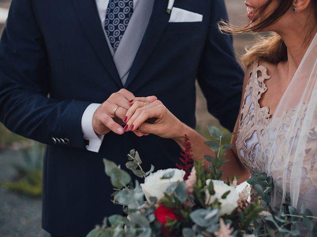 La boda de Juan Carlos y Esther en Aguamarga, Almería 97