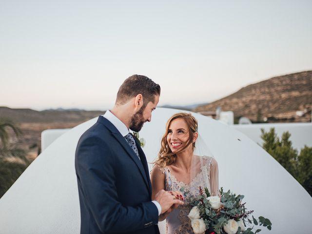 La boda de Juan Carlos y Esther en Aguamarga, Almería 99