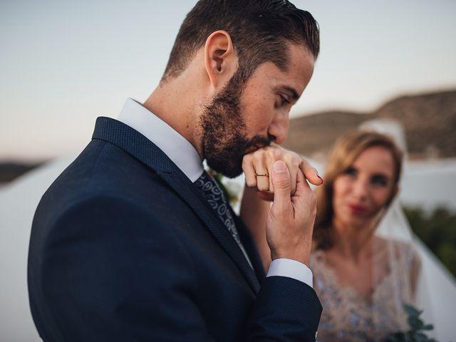 La boda de Juan Carlos y Esther en Aguamarga, Almería 100