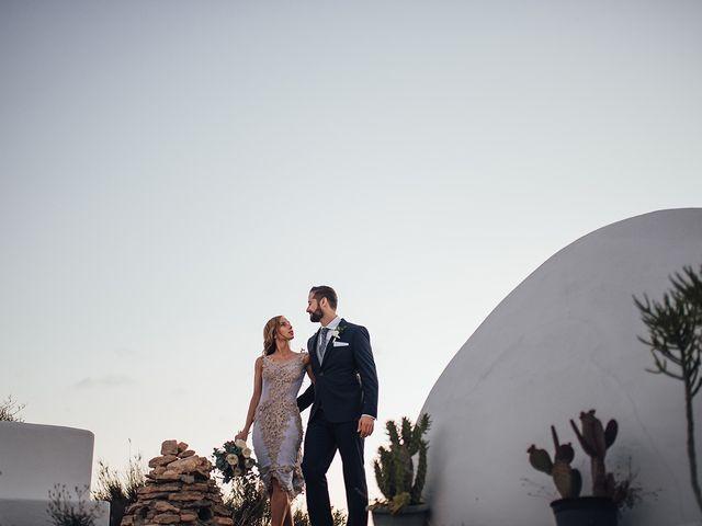 La boda de Juan Carlos y Esther en Aguamarga, Almería 101