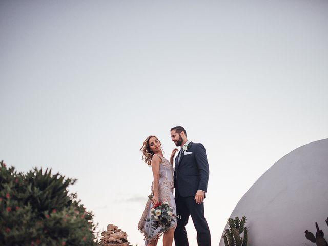 La boda de Juan Carlos y Esther en Aguamarga, Almería 102