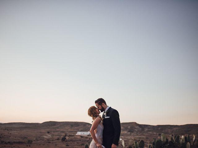La boda de Juan Carlos y Esther en Aguamarga, Almería 104