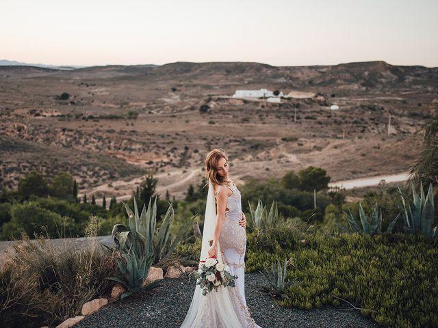 La boda de Juan Carlos y Esther en Aguamarga, Almería 105