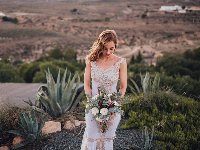 La boda de Juan Carlos y Esther en Aguamarga, Almería 107