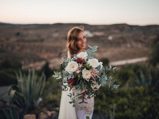 La boda de Juan Carlos y Esther en Aguamarga, Almería 109