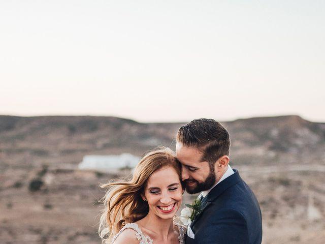La boda de Juan Carlos y Esther en Aguamarga, Almería 112