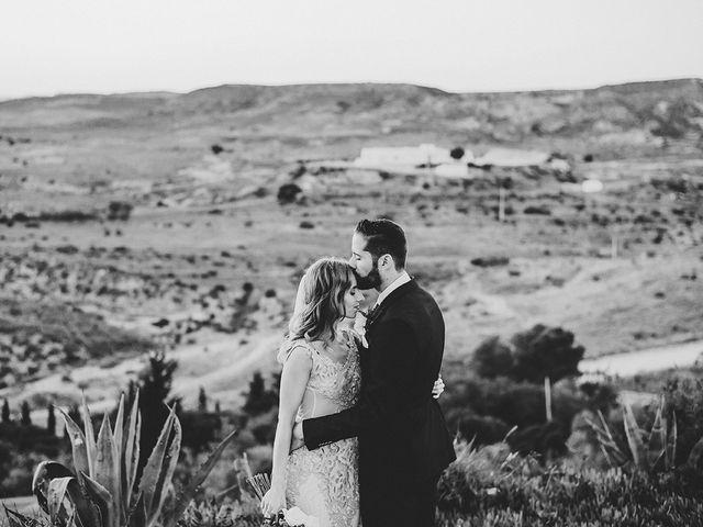 La boda de Juan Carlos y Esther en Aguamarga, Almería 114