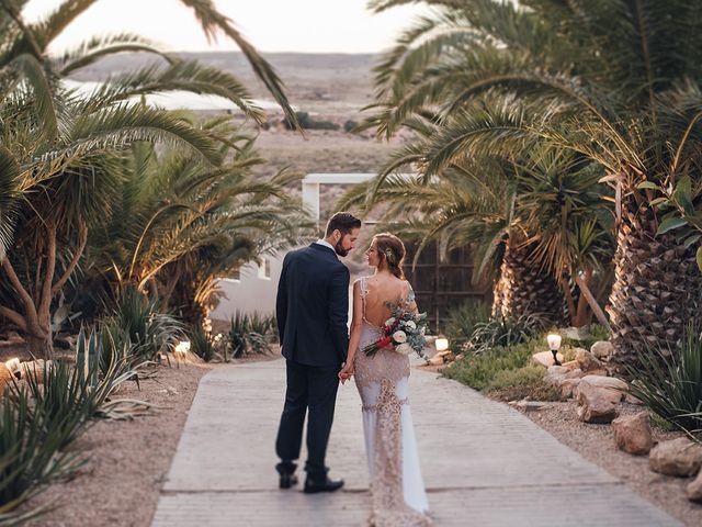 La boda de Juan Carlos y Esther en Aguamarga, Almería 115