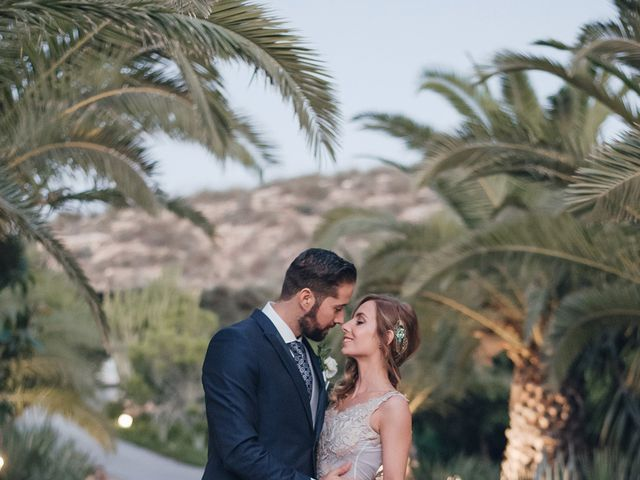 La boda de Juan Carlos y Esther en Aguamarga, Almería 116