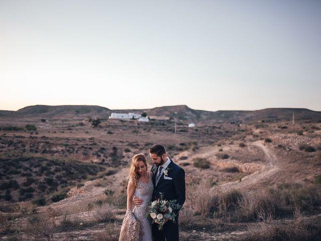 La boda de Juan Carlos y Esther en Aguamarga, Almería 118