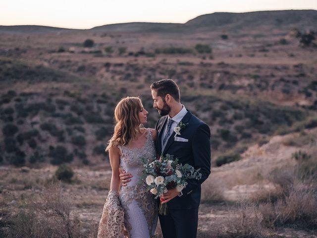 La boda de Juan Carlos y Esther en Aguamarga, Almería 119