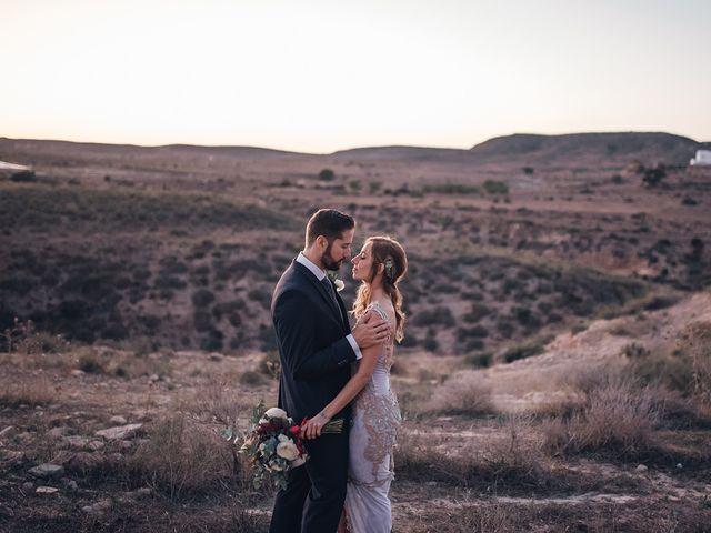 La boda de Juan Carlos y Esther en Aguamarga, Almería 120