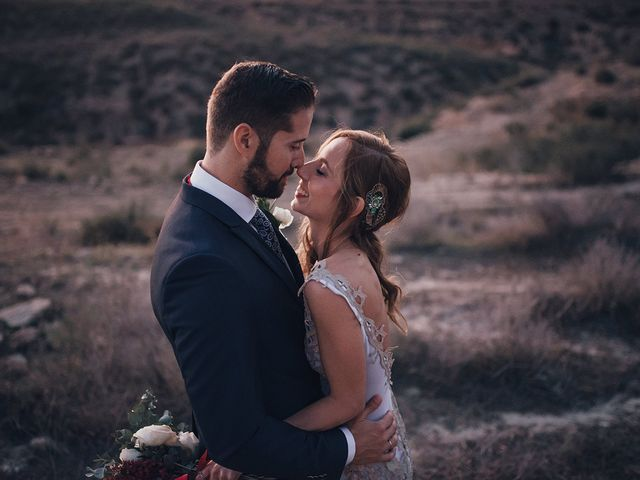 La boda de Juan Carlos y Esther en Aguamarga, Almería 121