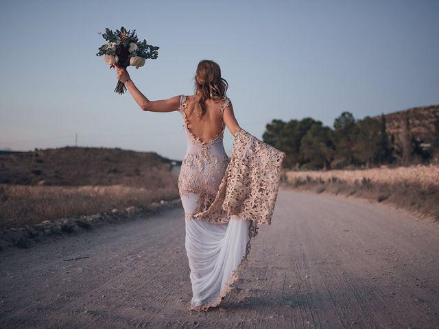 La boda de Juan Carlos y Esther en Aguamarga, Almería 1