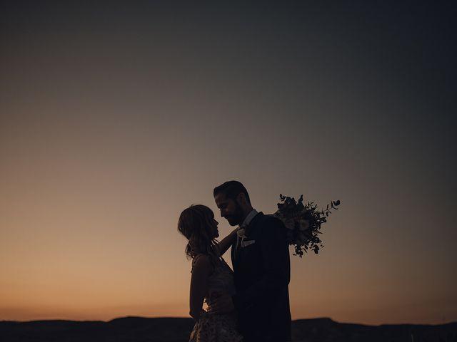 La boda de Juan Carlos y Esther en Aguamarga, Almería 123