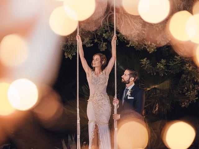 La boda de Juan Carlos y Esther en Aguamarga, Almería 127