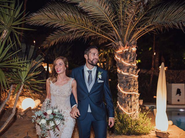 La boda de Juan Carlos y Esther en Aguamarga, Almería 129