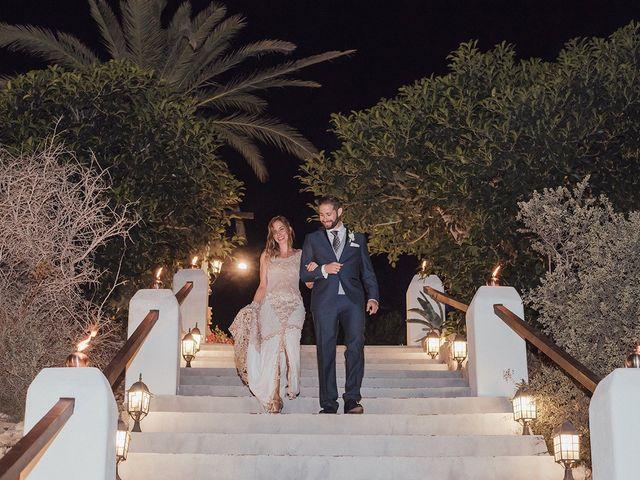 La boda de Juan Carlos y Esther en Aguamarga, Almería 130