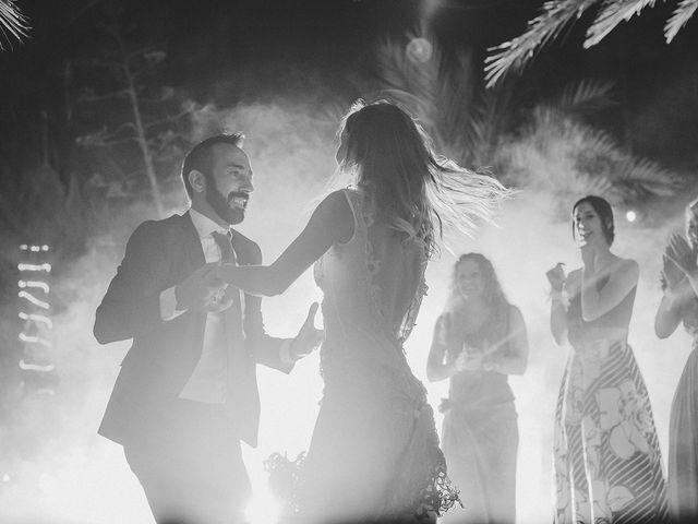La boda de Juan Carlos y Esther en Aguamarga, Almería 138