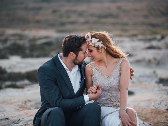 La boda de Juan Carlos y Esther en Aguamarga, Almería 150