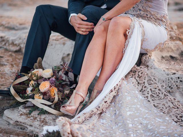 La boda de Juan Carlos y Esther en Aguamarga, Almería 151
