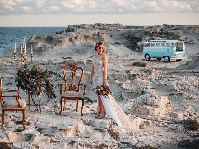 La boda de Juan Carlos y Esther en Aguamarga, Almería 154