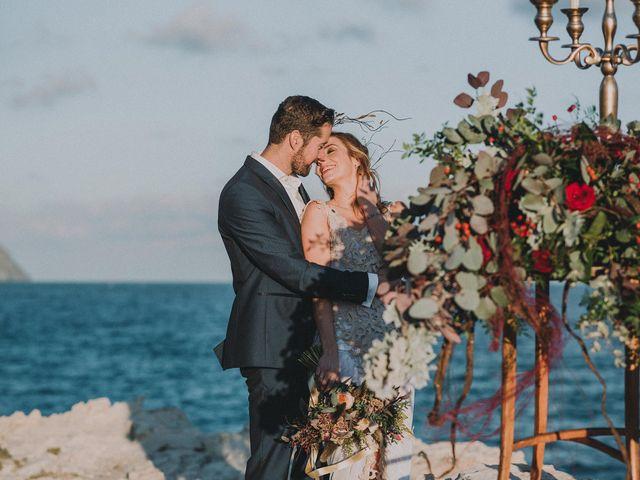 La boda de Juan Carlos y Esther en Aguamarga, Almería 157