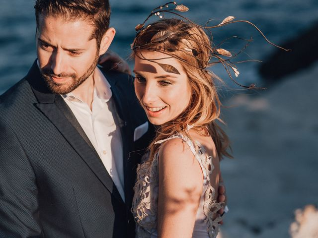 La boda de Juan Carlos y Esther en Aguamarga, Almería 160