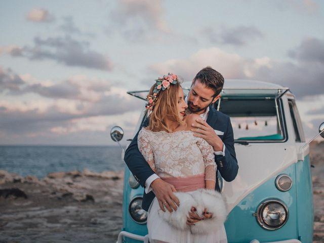 La boda de Juan Carlos y Esther en Aguamarga, Almería 168