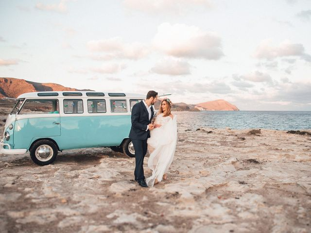 La boda de Juan Carlos y Esther en Aguamarga, Almería 170