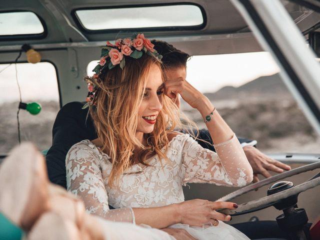 La boda de Juan Carlos y Esther en Aguamarga, Almería 175