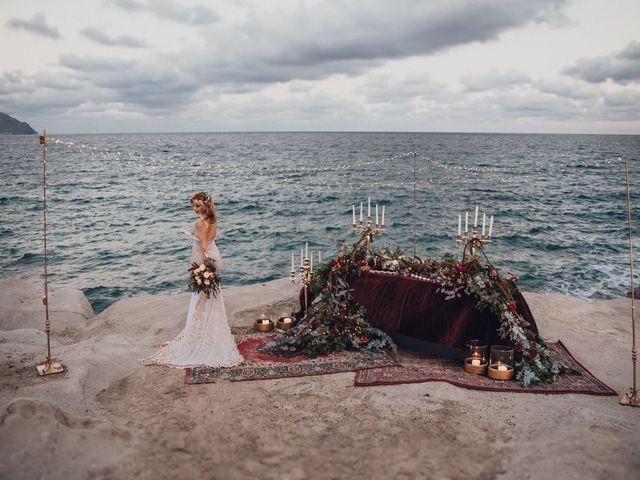 La boda de Juan Carlos y Esther en Aguamarga, Almería 178
