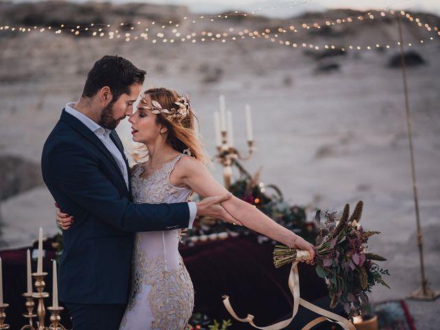 La boda de Juan Carlos y Esther en Aguamarga, Almería 179
