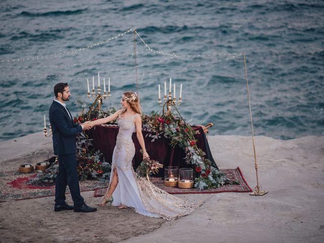 La boda de Juan Carlos y Esther en Aguamarga, Almería 182