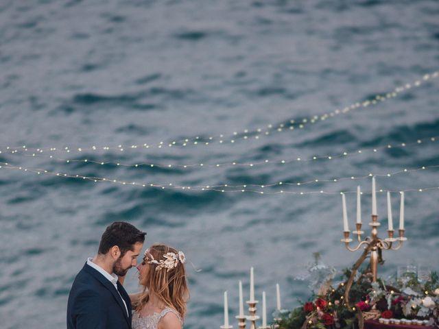 La boda de Juan Carlos y Esther en Aguamarga, Almería 183