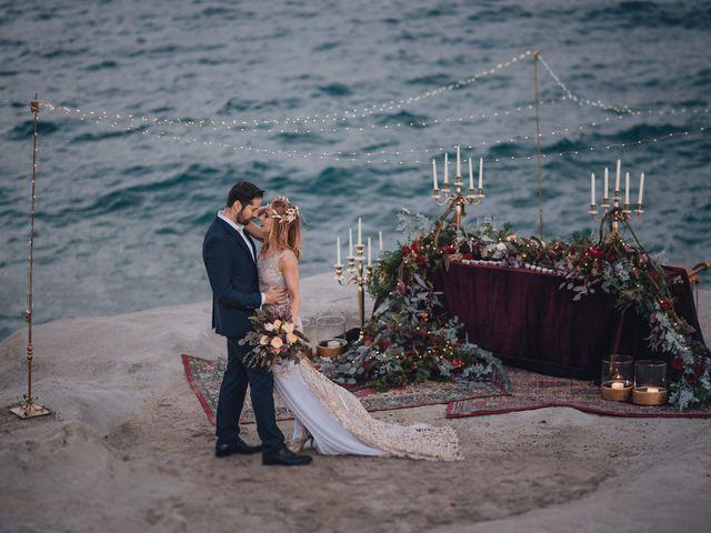 La boda de Juan Carlos y Esther en Aguamarga, Almería 184
